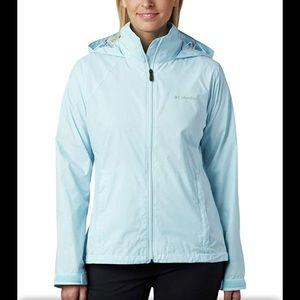Columbia switchback lll raincoat medium